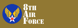 8th Air Force Website Logo